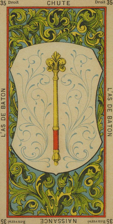 The Etteilla Tarot, The Book Of Thoth