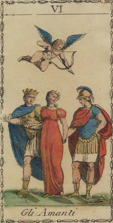 Ancient Tarot of Lombardy