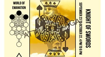 Traditional Divinatory Tarot, Knight of Swords