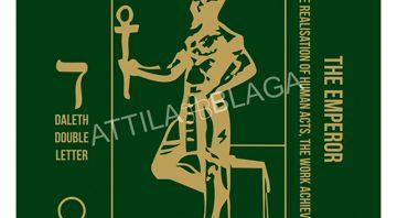 Traditional Divinatory Tarot, The Emperor