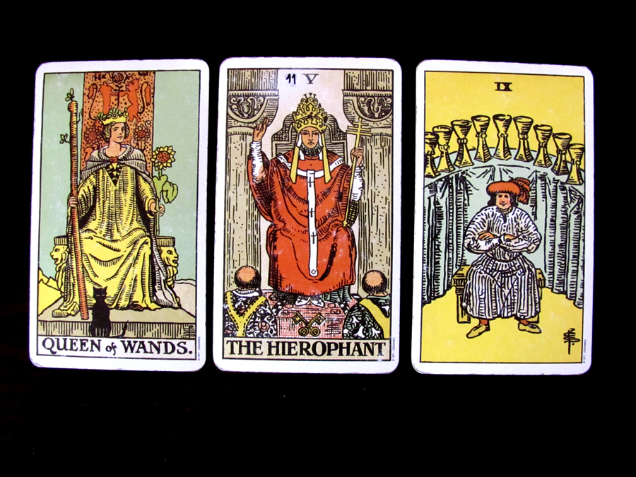 Free Tarot readings | The Unified Esoteric Tarot