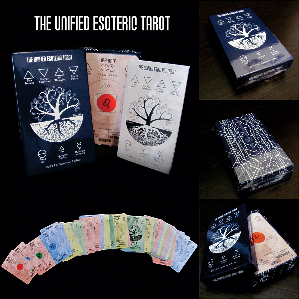 The Unified Esoteric Tarot Deck - Esoteric Online