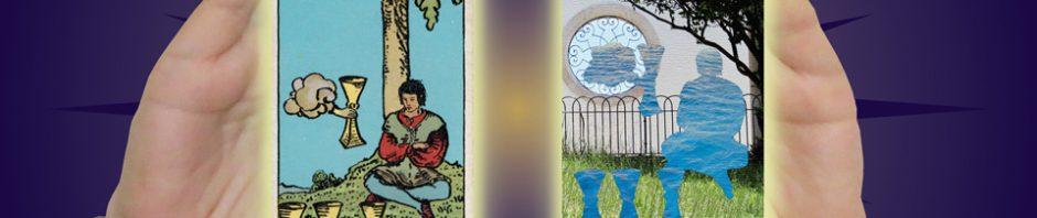 Karpathy-Smith Tarot Four of Cups