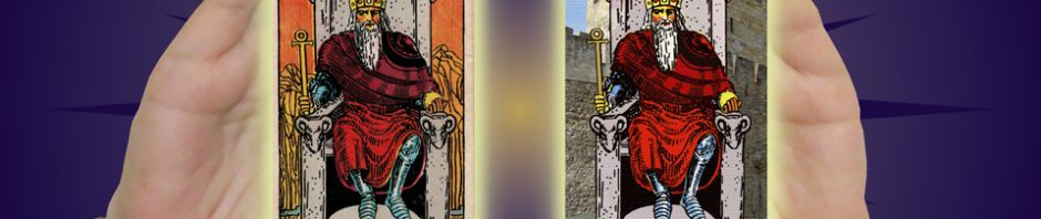 Karpathy-Smith Tarot The Emperor