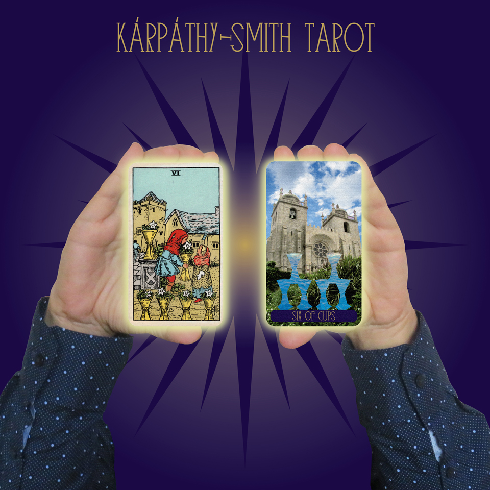 Karpathy-Smith Tarot Six of Cups