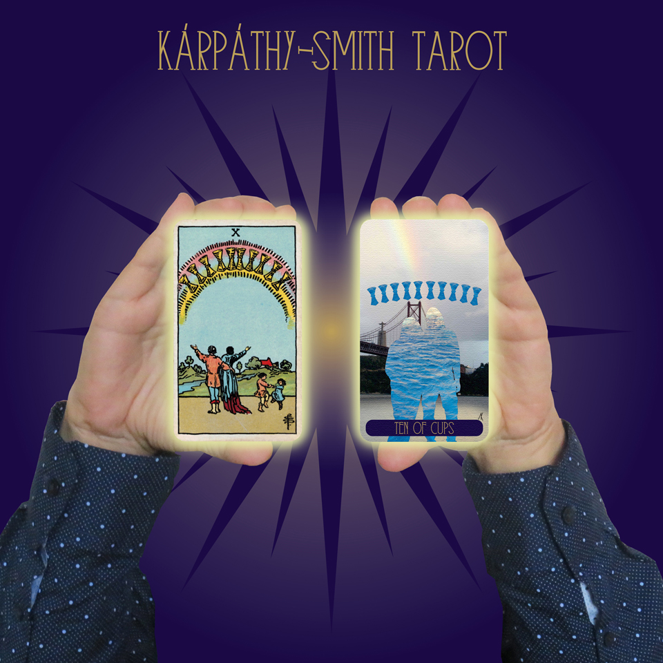 Karpathy-Smith Tarot Ten of Cups