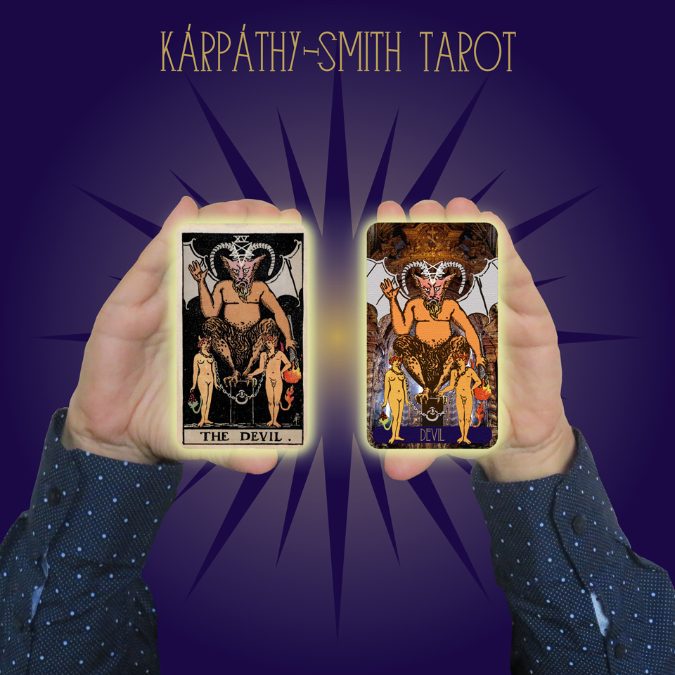 Karpathy-Smith Tarot Devil