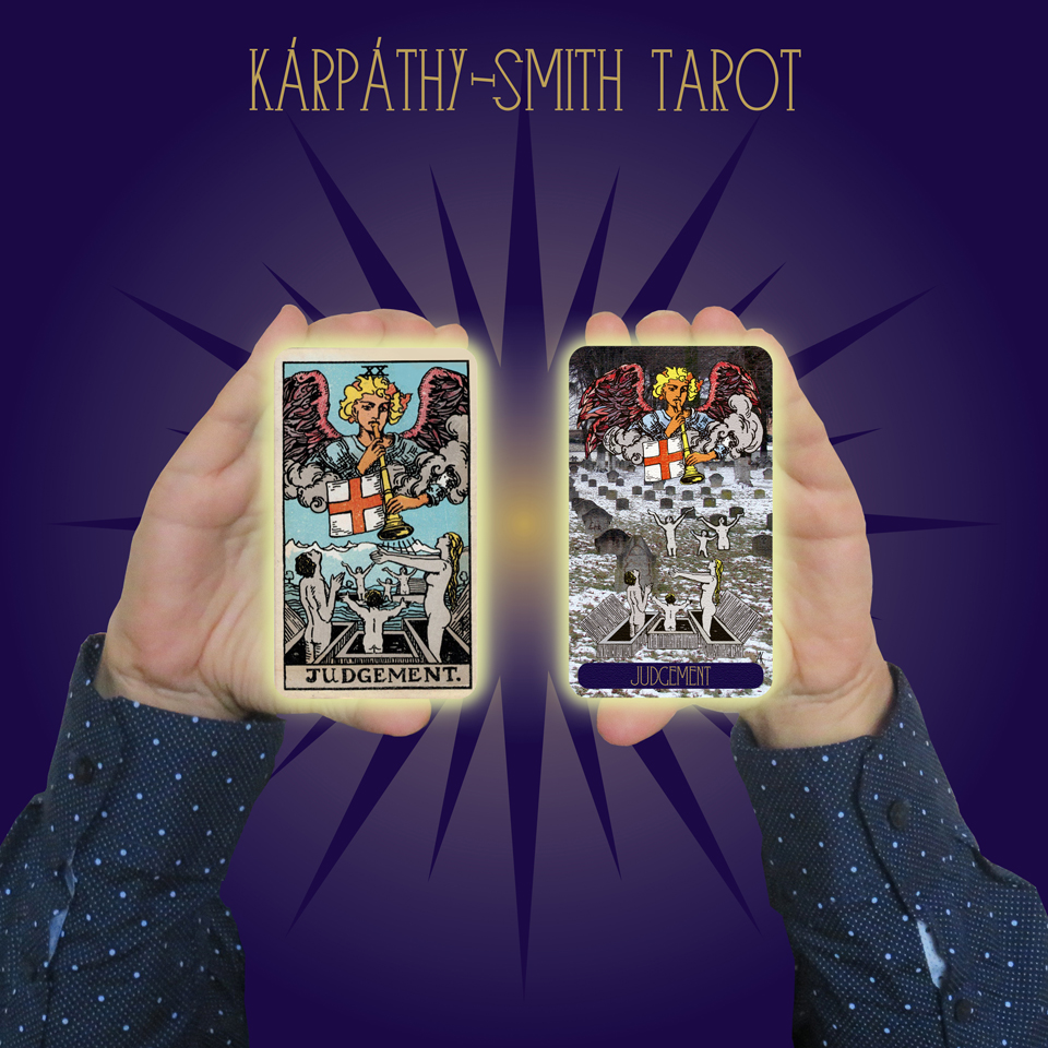 Karpathy-Smith Tarot Judgement