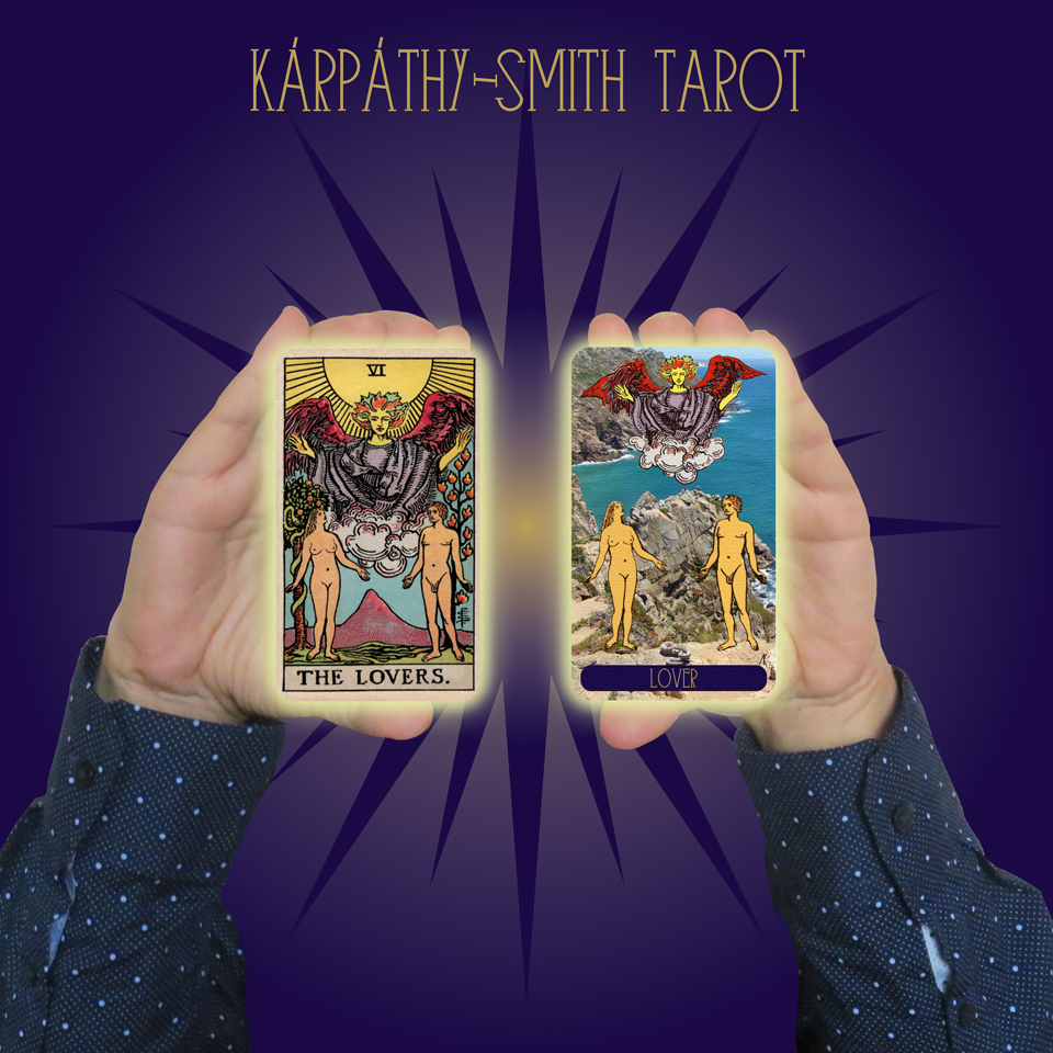Karpathy-Smith Tarot Lover