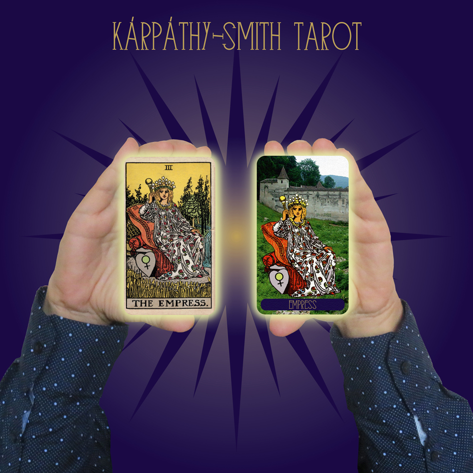 Karpathy-Smith Tarot Empress