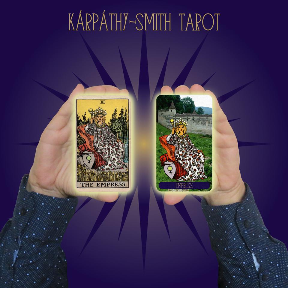 Karpathy-Smith Tarot Empress