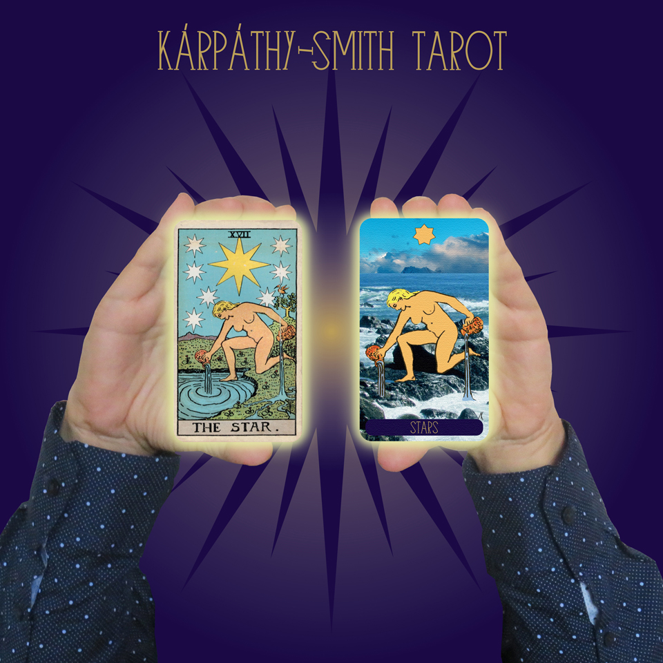 Karpathy-Smith Tarot The Stars