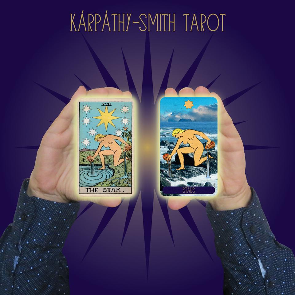 Karpathy-Smith Tarot The Stars