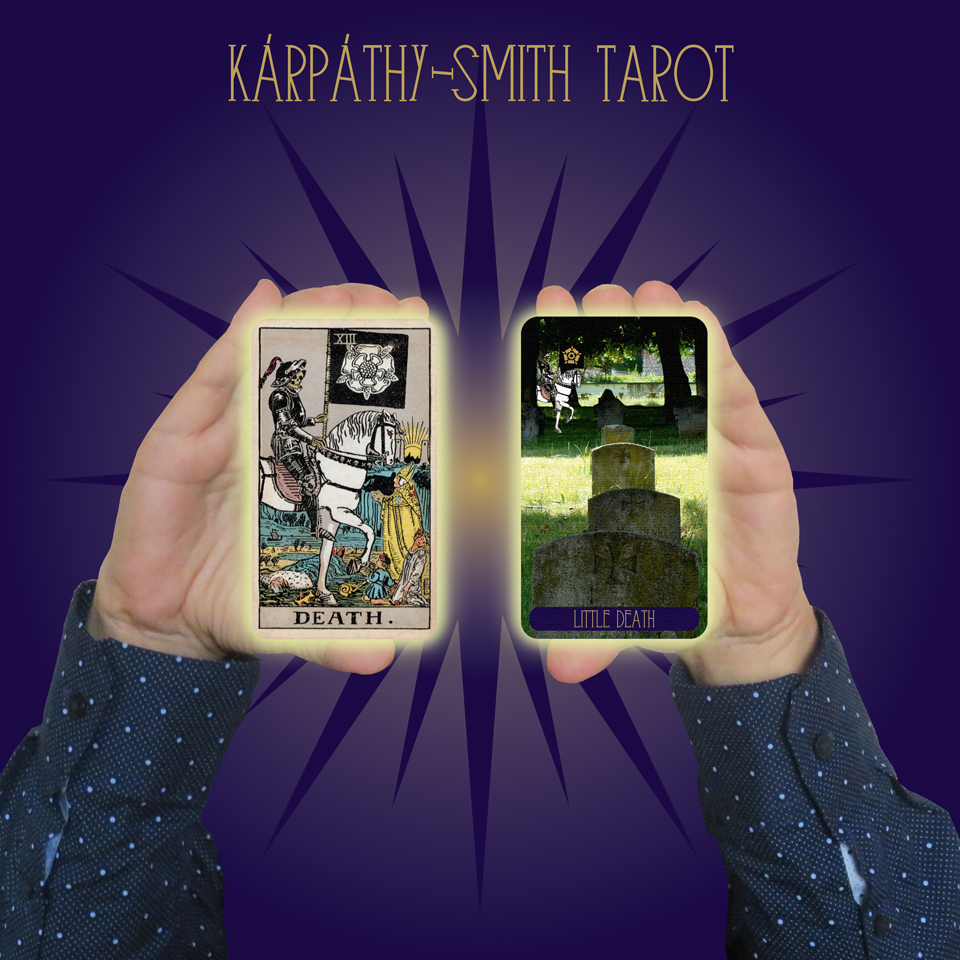 Karpathy-Smith Tarot Little Death