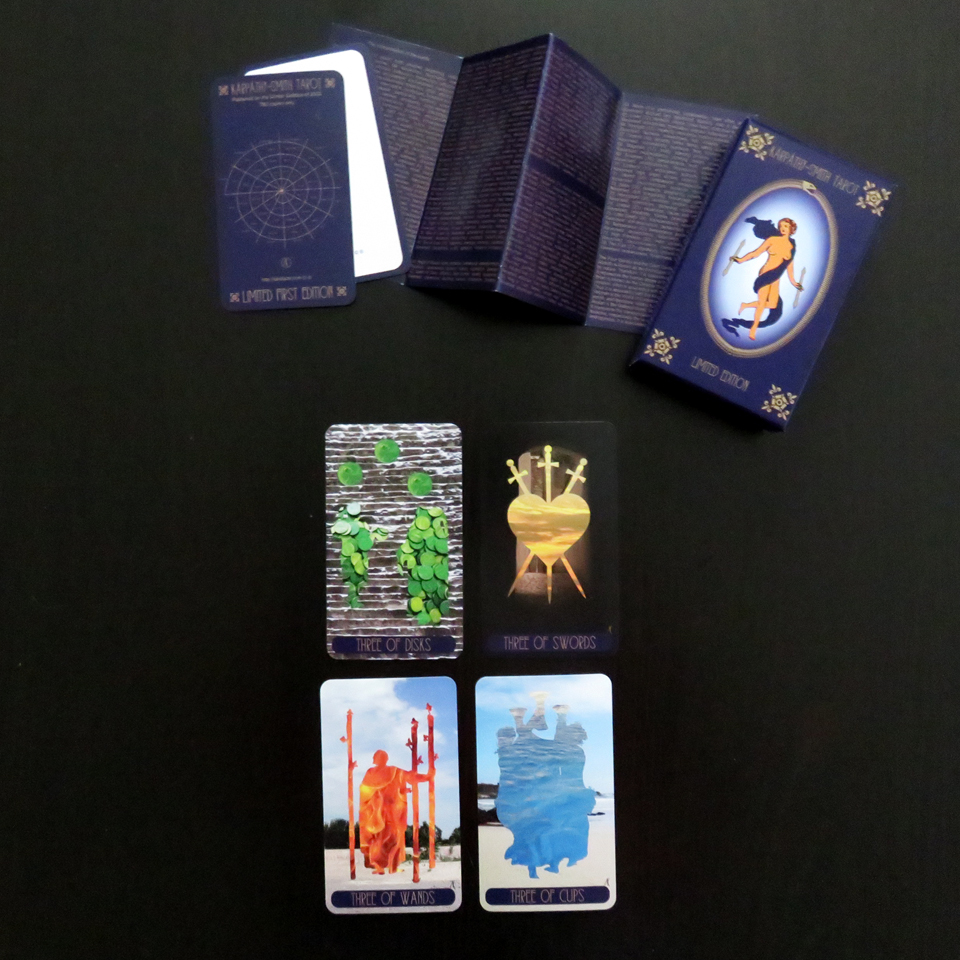 Kárpáthy-Smith Tarot deck