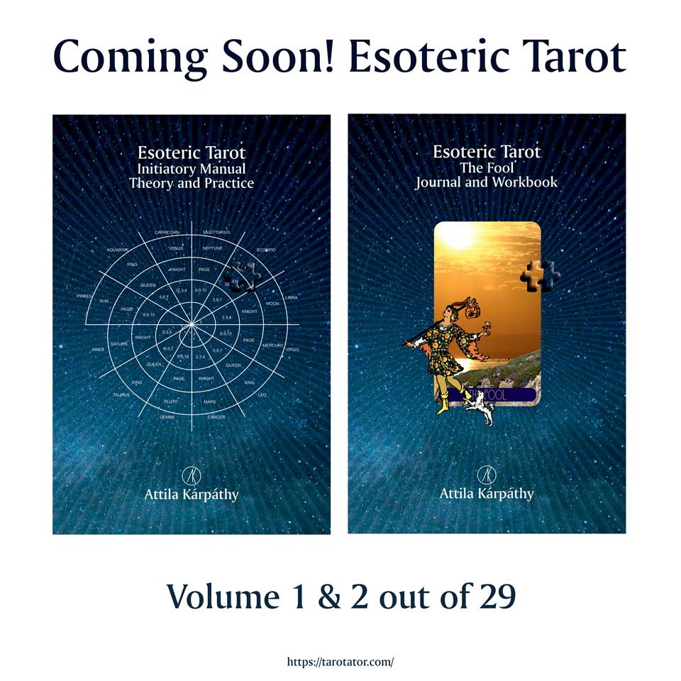 Esoteric Tarot Vol 1 and 2